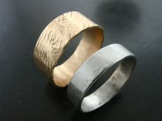 ADONIS AND ZEUS WEDDING RINGS - Jelena Behrend Studio