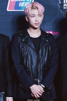 namjoonie slayed this era