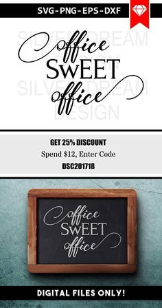 office sweet office svg file, wall art svg, office svg, stencil svg, office decor sayings, office sign, cricut, silhouette, dxf, eps, png  #heattransfer #vinyl #cutfile #silhouette #silhouettecameo #etsyseller #etsy #cricut #crafts #svg #svgfile #cuttable #clipart #wallart #walldecor #officedesign #office #officedecor #etsy #bossbabe #ladyboss