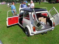 Has Anyone Tried To Go A Shorting Break Mini? - Bodywork, Paint and Detailing Mini Cooper Classic, Classic Mini, Classic Cars, Mini Clubman, Mini Coopers, Cooper Car, Mini Monster, Morris Minor, Smart Car