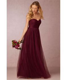 Aliexpress.com : Buy Burgundy Bridesmaid Dresses Long 2016 New Arrival Sweetheart Sleeveless Backless with Bow Summer Wedding Party Dresses from Reliable robe clothing suppliers on L&P DQL Studio Lpdress Store