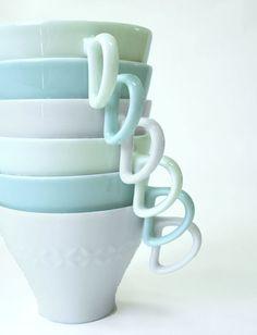 【楽天市場】Lifeカップ&ソーサー(青磁) 【小田陶器】【P10】:食器屋ピーアンドエス