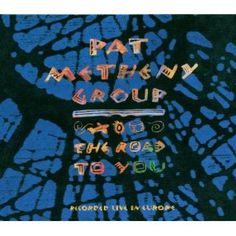 Pat Metheny rockin on the road.