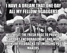 I still have this dream, so help me 9GAG