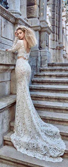 Bridal runway trends: Galia Lahav Wedding Dresses Fall 2016