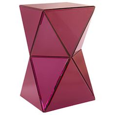 Bungalow 5 Romano Amethyst Side Table B5ROM10072