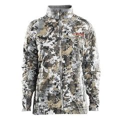 Sitka Women's Celsius Longsleeve Jacket Optifade Elevated II Large