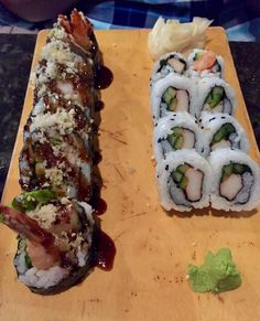 [i ate] Boston Roll and spicy crab roll http://ift.tt/2lcPU15 #TimBeta