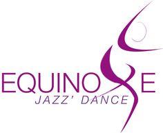 Logo réalisé pour le club de danse Equinoxe