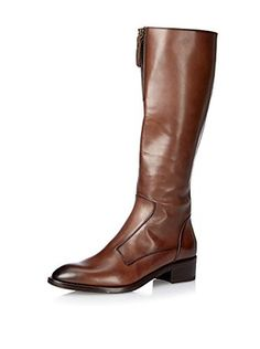 Antonio Maurizi Women's Tall Zipper Boot (T.moro)