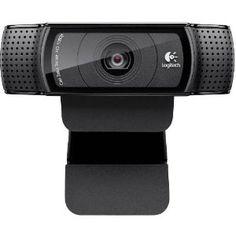 90 € - Logitech C920 USB HD Pro Webcam (Autofokus, Mikrofon) schwarz