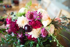 Blush and burgundy with touches of butter for a bridal bouquet photo: Eden and Archer Photography flowers: Hello Buttercup Flowers Growing Flowers, Cut Flowers, Photography Flowers, Flower Farm, Buttercup, Archer, Daffodils, Floral Design, Floral Wreath