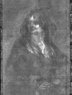 Goya, Portrait of Doña Isabel de Porcel.