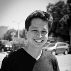 Ben Silbermann, founder of pinterest. The reason I haven't left my computer for 6 months.
