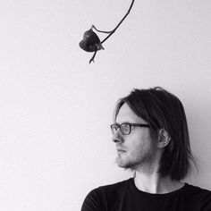 Steven Wilson, photographed by Susana Moyaho