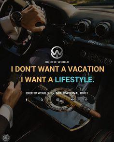 Make it a Lifestyle..Not a duty
