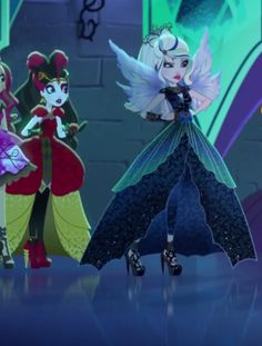 Kara Realm — This episode is a dream come true: all my favorite. Lizzie Hearts, Queen Of Hearts, Ever After High, Cartoon Art, Cartoon Characters, Cool Cartoons, Monster High, My Little Pony, Character Art