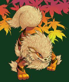 Pokémon - Arcanine LXIX