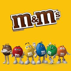 Marketing Of 10 Famous Chocolate Brands M & M Chocolate, Chocolate Brands, Famous Chocolate, M&m Characters, Candy Pictures, Candy Logo, M Wallpaper, M M Candy, Crazy Friends