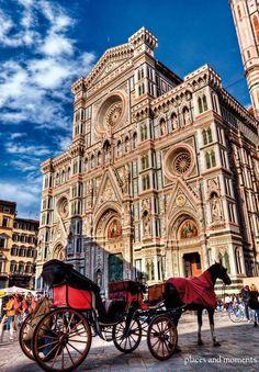 Santa Maria del Fiore, Florence.