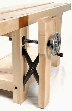 BENCHCRAFTED Glide Leg Vise Base Hardware