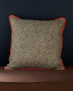 Animal Print Lacefield Pillow