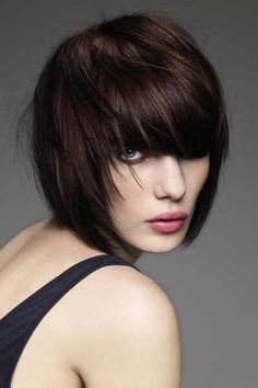 Like - its the forward comb to cover my bald spot!!  Fashion News Info » Blog Archive » Medium Haircut Trends for Fine Hair – All of You