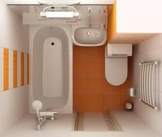 Small bathroom layout: functionality and design … - Modern Bathroom Vanity Storage, Small Bathroom Sinks, Bathroom Plans, Bathroom Design Small, Bathroom Wall Decor, Bathroom Layout, Bathroom Styling, Bathroom Renovations, Bathroom Interior