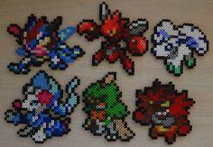 Equipo personalizado de 6 Pokemon