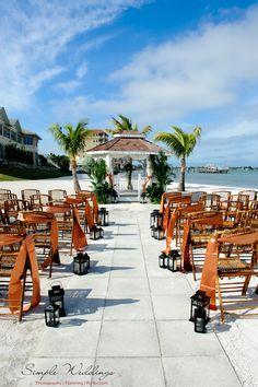 Weddings at Isla Del Sol Yacht & Country Club | St Pete Beach, FL | Simple Weddings