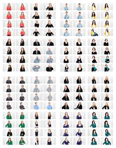 Not So Corporate Headshot Contact Sheet. #headshot #not-so-corporate #photography