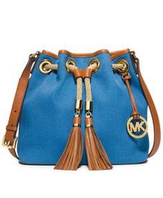 MICHAEL Michael Kors Marina Medium Messenger | macys.com
