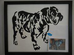 Personalized Pet Pop Art Portrait by ITSASMALLWORLDINDEED on Etsy, $100.00