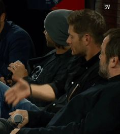 *epicfacepalm* What the heck did Misha say?! XD