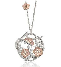 Blossom Collection - Gold and Diamond Floral Jewellery - Rings - Necklaces - Earrings | Boodles