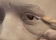 Ceramic Sculpture Video (Watch the second video for real time, in the right direction, and with Philippe Faraut's instruction)  – See An Old Man Become Youthful in Under Two Minutes