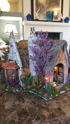 "Greggs Miniature Imaginations: ""Penny Lane"" English Cottage"