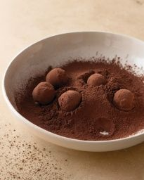 I am going to make truffles with Rory!