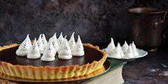 Halloween, Desserts, Food, Caramel, Tailgate Desserts, Deserts, Essen, Postres, Meals