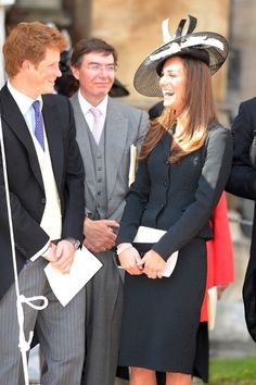 Prince Harry and Kate Middleton Have the Cutest Brother-Sister Relationship Prince Harry Kate Middleton, Prince Harry And Kate, Catherine Cambridge, Duchess Of Cambridge, Duchess Kate, Duke And Duchess, Brother And Sister Relationship, Brother Sister, Royal Family Pictures