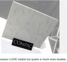 Compac Quartz as an alternative to Carrera.