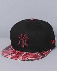 NY Yankees Snakeskin 2 snapback by New Era! More teams available at DrJays.com! #newera #hats
