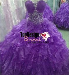 Wholesale 2017 Sweet 15 Dress New Organza Ball Dress Prom Quinceanera Dresses Pageant Formal Wedding Gown