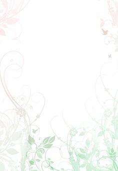 Free Printable Floral Invitation Invitation