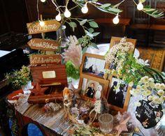 #novarese#vressetrose #wedding #vintage#tgreencoordinate#table#natural #Flower #Bridal #ノバレーゼ# ブレスエットロゼ #ウエディング#ビンテージ#シンプル #エントランス#グリーンコーディネート #ナチュラル#ブライダル#結婚式