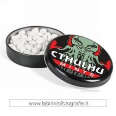 Cthulhu Mints Tin box
