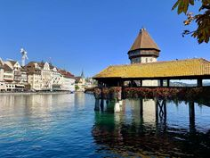 Lucerne, Canton, Blog Voyage, Timber Deck, Ferris Wheel, Beautiful Places