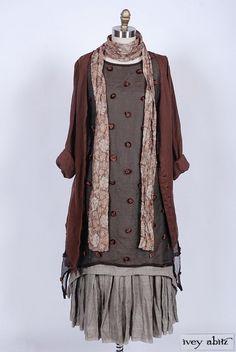 Fall 2014 Look No. 17   Elegant Women's Clothing - Ivey Abitz