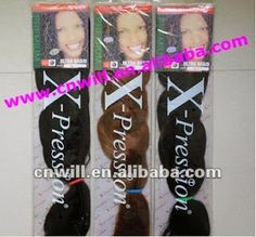Best braid hair to use: X-Pressions; allows for long lasting frizz free braids makes sure it says made in Ghana