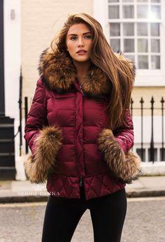 Winter Jackets, Fur, Coats, Womens Fashion, Beauty, Winter Coats, Wraps, Winter Vest Outfits, Coat